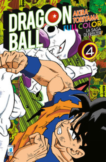 La saga di Freezer. Dragon Ball full color. 4. - Akira Toriyama   Jonathanterrington.com