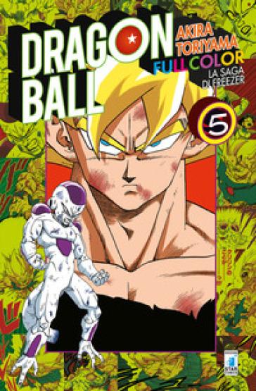 La saga di Freezer. Dragon Ball full color. 5. - Akira Toriyama pdf epub