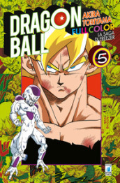 La saga di Freezer. Dragon Ball full color. 5.