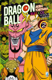 La saga di Majin Bu. Dragon ball full color. 2.