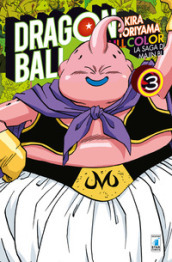 La saga di Majin Bu. Dragon ball full color. 3.