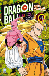 La saga di Majin Bu. Dragon ball full color. 4.