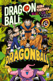 La saga di Majin Bu. Dragon ball full color. 6.