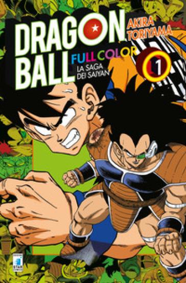 La saga dei Saiyan. Dragon Ball full color. 1.