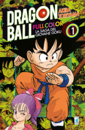 La saga del giovane Goku. Dragon Ball full color. 1.
