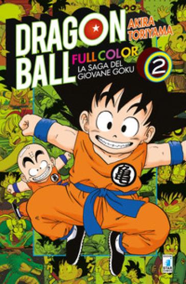 La saga del giovane Goku. Dragon Ball full color. 2. - Akira Toriyama | Ericsfund.org