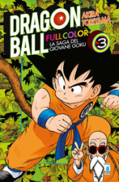 La saga del giovane Goku. Dragon Ball full color. 3.