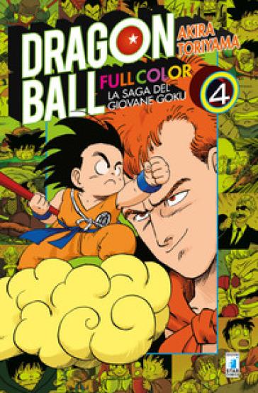 La saga del giovane Goku. Dragon Ball full color. 4.
