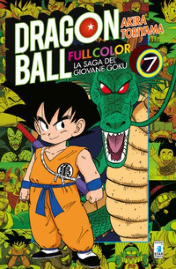 La saga del giovane Goku. Dragon Ball full color. 7. - Akira Toriyama  