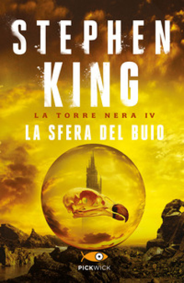 La sfera del buio. La torre nera. 4. - Stephen King pdf epub