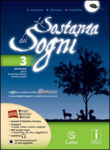 La sotanza dei sogni. Per la Scuola media. Con DVD. Con e-book. Con espansione online. 3. - Enrica Lavazza pdf epub