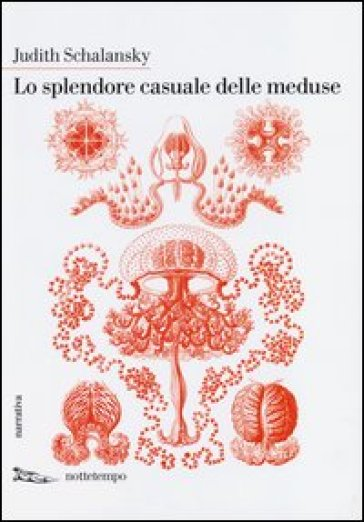 Lo splendore casuale delle meduse - Judith Schalansky |