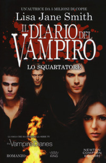 Lo squartatore. Il diario del vampiro - Lisa Jane Smith |