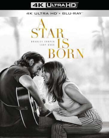 A star is born (2 Blu-Ray)(4K UltraHD+Blu-ray)