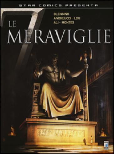 La statua di Zeus. 432 a. C. I giardini di Babilonia. 585 a. C. Le 7 meraviglie. 1. - Luca Blengino  