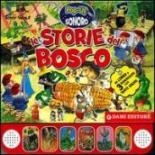 Le storie del bosco. Libro pop-up