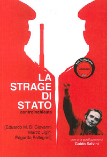 La strage di Stato. Controinchiesta - Edgardo Pellegrini |