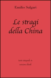 Le stragi della China di Emilio Salgari in ebook