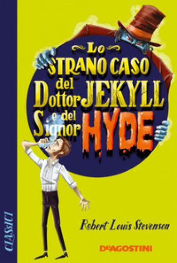 Lo strano caso del dottor Jekyll e del signor Hyde - Robert Louis Stevenson   Jonathanterrington.com