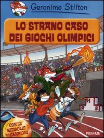 Lo strano caso dei giochi olimpici - Geronimo Stilton | Jonathanterrington.com