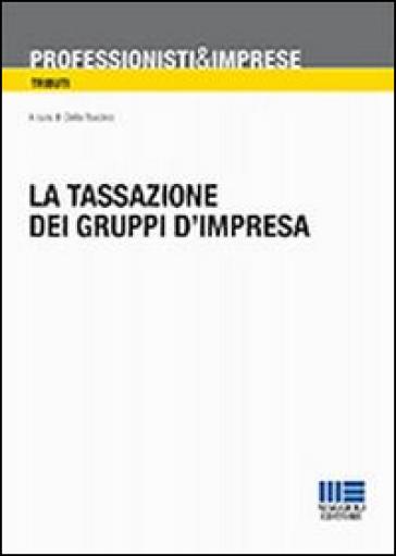 La tassazione dei gruppi d'impresa - Clelia Buccico pdf epub
