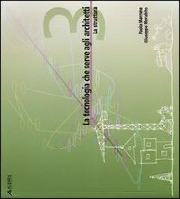 La tecnologia che serve agli architetti. La struttura. 3. - Paola Marrone | Thecosgala.com