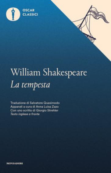 La tempesta. Testo inglese a fronte - William Shakespeare pdf epub