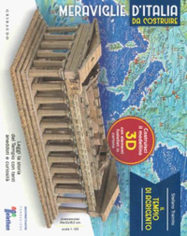 Il tempio di Agrigento. Meraviglie d'Italia da costruire. Ediz. illustrata. Con gadget - Stefano Trainito | Ericsfund.org