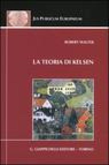 La teoria di Kelsen. Contributi alla dottrina pura del diritto - Robert Walter pdf epub