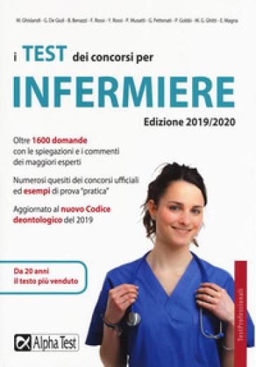I test dei concorsi per infermiere - Marta Ghislandi |