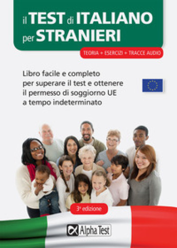 Pdf Download Il test di italiano per stranieri. Libro facile ...