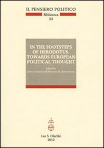 In the footsteps of Herodotus. Towards european political thought