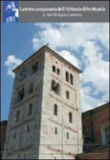 La torre campanaria dell'abbazia di Fruttuaria a San Benigno Canavese - Giuse Scalva |