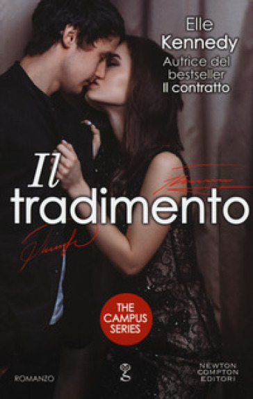 Il tradimento. The campus series - Elle Kennedy pdf epub