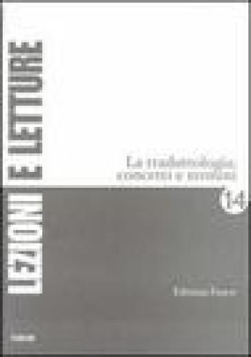 La traduttologia. Concetti e termini - Fabiana Fusco   Thecosgala.com