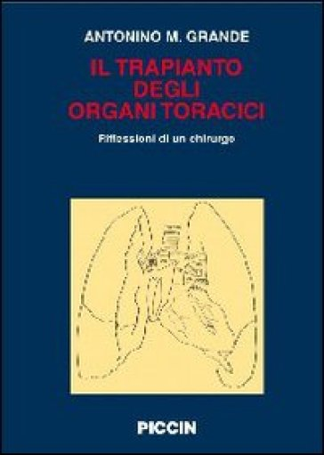 Il trapianto degli organi toracici. Riflessioni di un chirurgo - Antonino M. Grande | Rochesterscifianimecon.com