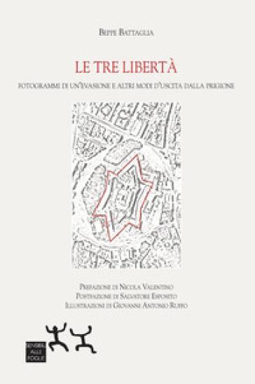 Le tre libertà. Fotogrammi di un'evasione e altri modi di uscita dalla prigione - Beppe Battaglia | Ericsfund.org