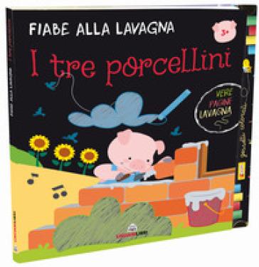 I tre porcellini. Ediz. a colori. Con gadget - Cristina Grottoli | Thecosgala.com