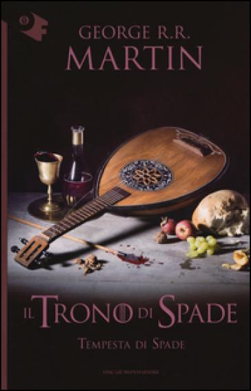 Il trono di spade. 5: Tempesta di spade - George R.R. Martin   Rochesterscifianimecon.com