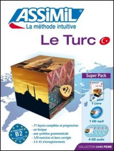 Le turc. Con 4 CD Audio. Con CD Audio formato MP3