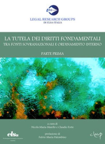 La tutela dei diritti fondamentali tra fonti sovranazionali e ordinamento interno. 1: Parte prima - N. M. Maiello |