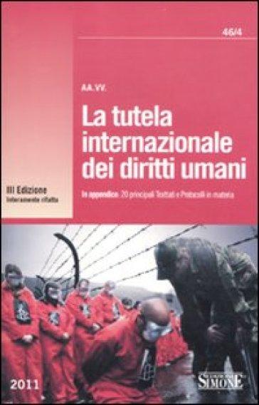 La tutela internazionale dei diritti umani