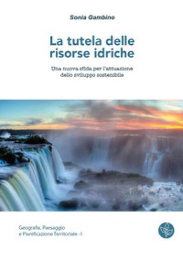 La tutela delle risorse idriche. Una nuova sfida per l'attuazione dello sviluppo sostenibile - Sonia Gambino pdf epub