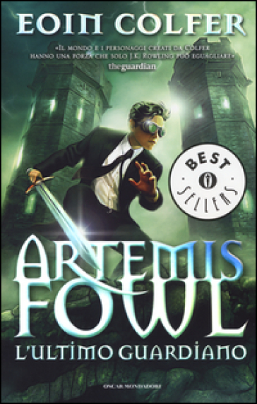 L'ultimo guardiano. Artemis Fowl