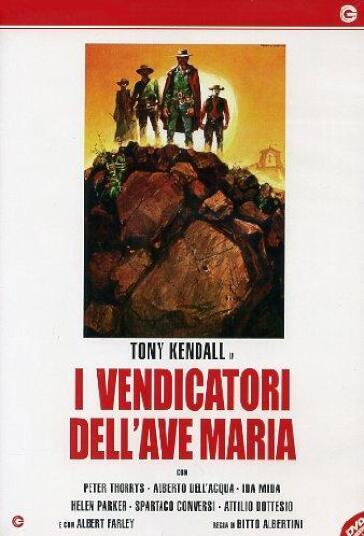 I vendicatori dell'Ave Maria (DVD)