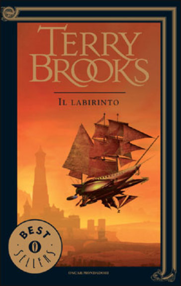Il viaggio della Jerle Shannara. Il labirinto - Terry Brooks | Jonathanterrington.com