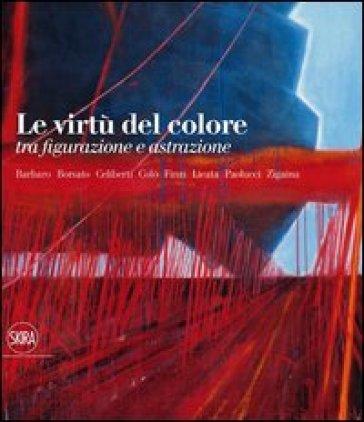 Le virtù del colore tra figurazione e astrazione - L. Petricig  