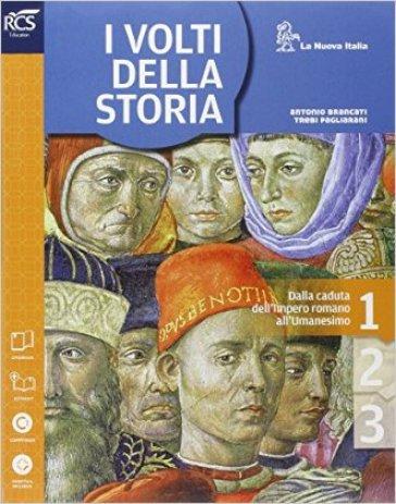 I volti della storia. Atlante storico. Per la Scuola media. Con e-book. Con espansione online. 1. - Antonio Brancati |
