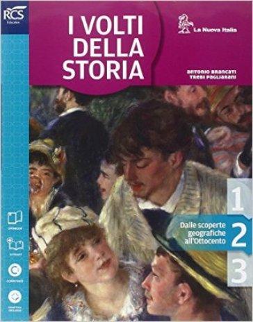 I volti della storia. Per la Scuola media. Con e-book. Con espansione online. 2. - Antonio Brancati  