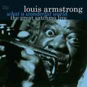 A wonderful world-the great satchmo live